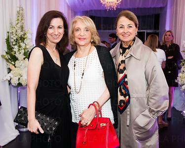 Daphne Nikolopoulos, Patty Myura, Nancy Kezele
