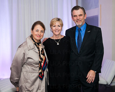 Nancy Kezele, Robin Miller, Gustav Krarup