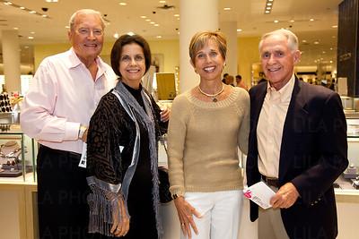 Rod & Carole Hartless, Allen & Sandy Harrison