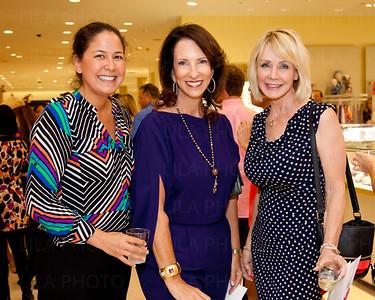 Sarah Rogers, Lorraine Bolton, Sandi Lyman