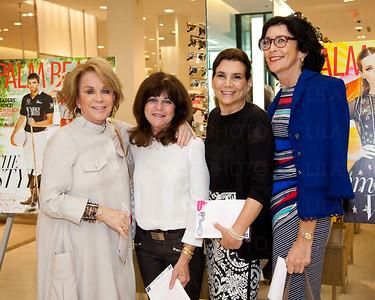 Kathy Lehan, Valerie Herschman, Cecilia Garrity, Mary Lampe
