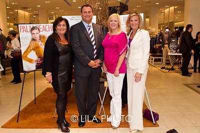 Mindy Curtis Horvitz, John & Dianne Couris, Tiffany Kenney