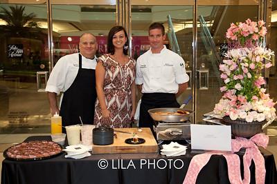 Michael Crain, Doranda Fitzhugh, Jeremy Erne with Mirasol Country Club