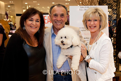 Mindy Curtis Horvitz, Ray & Judy Richard and Louie