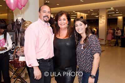 John & Mindy Curtis Horvitz, and daughter Samantha