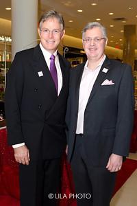 Dr. John Rimmer, Dr. David Lickstein