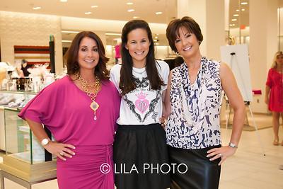Kathy Simon, Rachel Azqueta, Carol Maglio