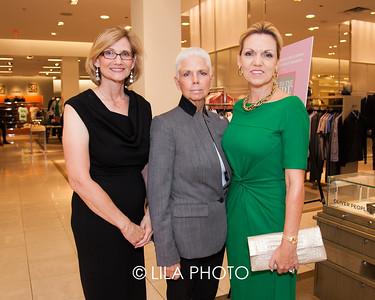 Heidi Greenleaf, Patricia Theryoung, Pauline Hatogh