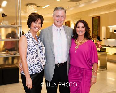 Carol Maglio, Dr. John Rimmer, Kathy Simon