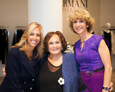 Elyssa Kupferberg, Rhoda Warren, Pamela Weinroth