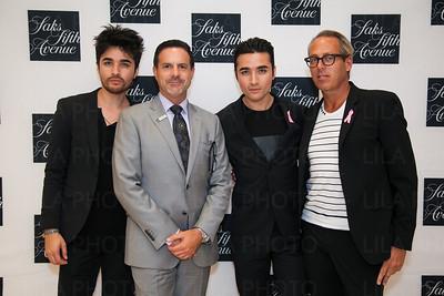 Antonio Estrada, Tom Soares , Jesus Estrada, Tim Quinn