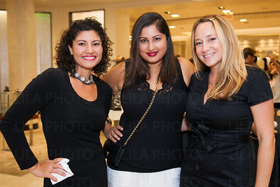 Marisa Bouskila, Monal Zipper, Tabitha Tindale
