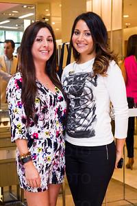 Jennilee Perez, Tess Lozano