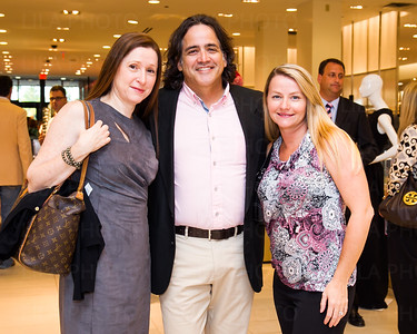 Dr. Orna Hadar, Dr. Raul Arroyo, Ashley Carroll