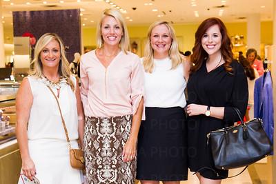 Tiffany Brown, Kelly Johnson, Kate Woods, Elizabeth Craig
