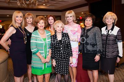 Audrey Schwartz, Mona Joffe, Gilda Tanz, Sheryl Martin, Anita Elias, Shelley Mintz, Eleanor Godfrey, Beverly Fein
