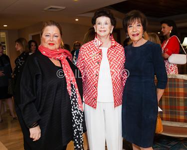 Miriam Birnbach, Sandy Krakoff, Nancy Comenitz