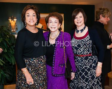 Frances Eisenberg, Elaine Manning, Marcia Applebottom