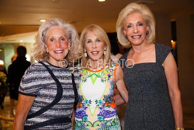 Nancy Oelbaum, Priscilla Albrecht, Margie Fiverson