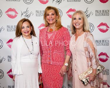 Linda Benjamin, Margaret Singerman, Susan Hurwitz