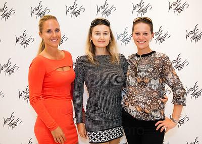 Petra Maresova, Mirka Sebkova, Tereza Kejla