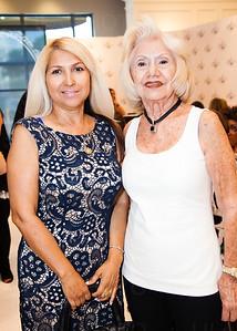 Lisa Denardo, Sylvia Gusar