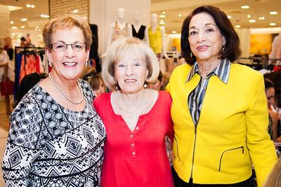 Ruby Benkendorf, Barbara Fried, Bobbi Morein