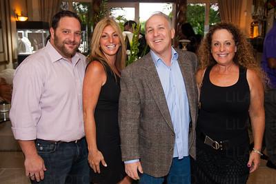 Chris & Lisa Campanelli, Ken & Jeannie Yermes