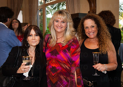 Leslie Jacobs, Heather Miller, Jeannie Yermes