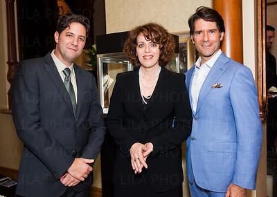 Nir Shinuk, Lauren & Terry Duffy