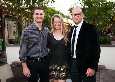 Brian Dwyer, Megan Dwyer, Jason Morss