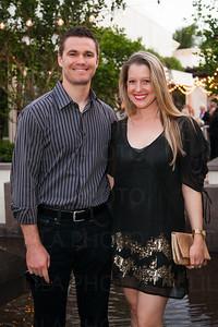 Brian Dwyer, Megan Dwyer