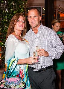 Susan Delaus, Robert Guest