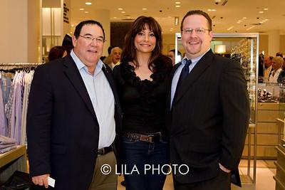 Dr. Alan Pillersdorf, Lisa & Dr. Ernesto Hayn