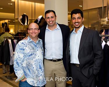Dr. Dan Kapp, Cory Saban, Dr. Tim Abou - Sayed