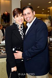 Adriana & Cory Saban