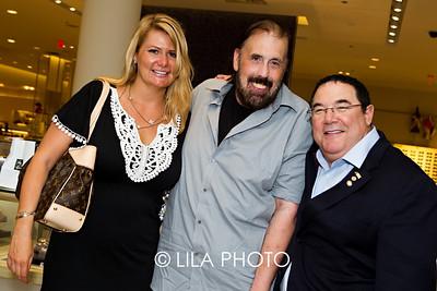 Melanie Antones, Dr. Jeff Furman, Dr. Alan Pillersdorf