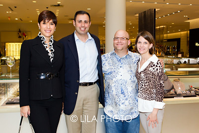 Adriana & Cory Saban, Dr. Dan Kapp, Dr. Nicole Basile