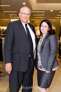Larry Mellgren, Meredith Hughes