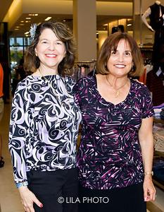 Dr. Donna Zeide, Peggy Schwartz
