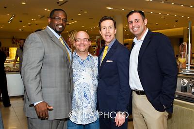 Tony Robinson, Dr. Dan Kapp, Eric Jennings, Cory Saban