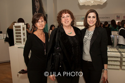 Zulma Labarga, Gail Pasterczyk, Gina Picazio