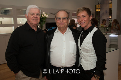 Bob Naples, Nate Light, Jillian Sanchez