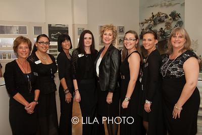 Pattie Light with Pandora Staff
