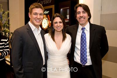 Seth and Rebecca Berman, Phillip Ogle for Christphe Claret