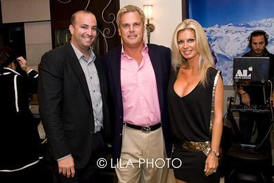 Gregg Blanchard, David and Christina Meek