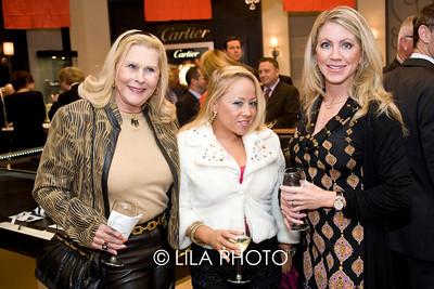 Diana Paxton, Lina Blanco, Cathrine Craig