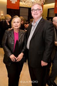 Mary and Ron Levinson for Palm Beach Lamborghini
