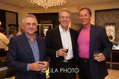 Vito Scola, Burt Bowdin, Paul Stamp