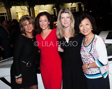 Deb Wrazin, Heather Bessoff, Jo Ann Clynch, Frieda Lin